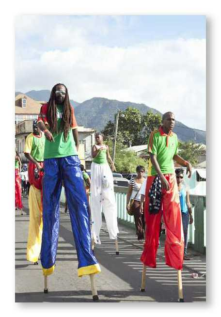 The Carib Culture